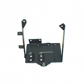 support de batterie noir, 76-86 Jeep CJ5 CJ7 CJ8