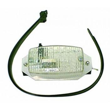 lampe arceau Jeep CJ5 CJ6 CJ7 CJ8 - WRANGLER YJ TJ JK
