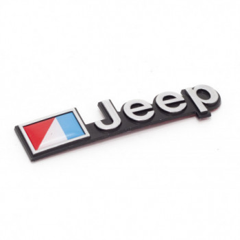 AMC Jeep Embleme, 72-86 Jeep CJ Models