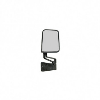 retroviseur noir droit, 87-02 JEEP Wrangler YJ TJ