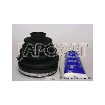 SOUFFLET de CARDAN COTE PONT TOYOTA LAND CRUISER 115mm x 96mm x 28mm