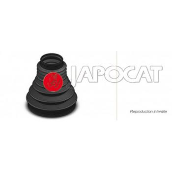 SOUFFLET de CARDAN RANGE ROVER 124mm x 104mm x 45mm