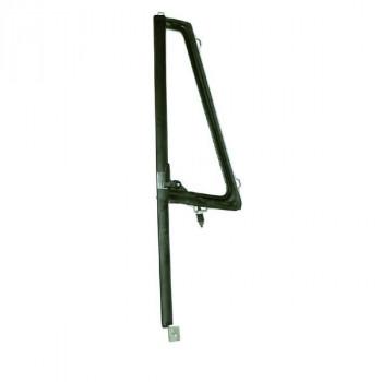 deflecteur de porte avant gauche 82-95 JEEP CJ7 & Wrangler YJ