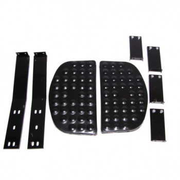 marche pied noir kit, application universel JEEP & 4X4