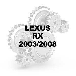 RX 2003 - 2008