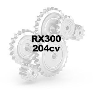 RX300 204cv