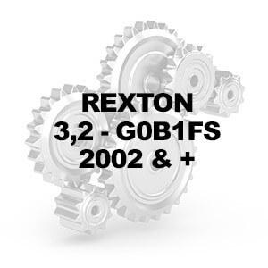 REXTON 3,2L 220CV GAB 2002 & +
