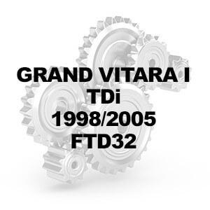 G. VITARA I 2.0TDi 87CV