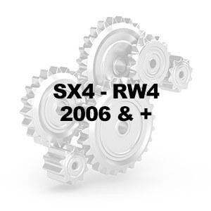 SX4 - RW4 - 2006 & +