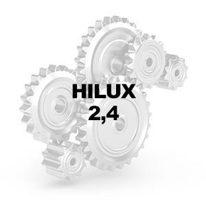 HILUX - 2,4