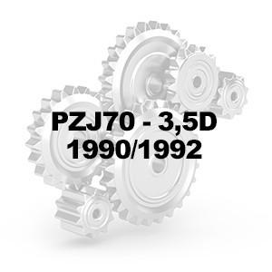 PZJ70 3.5D 1990-92