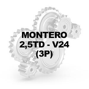 MONTERO 2.5TD V24 (3P)