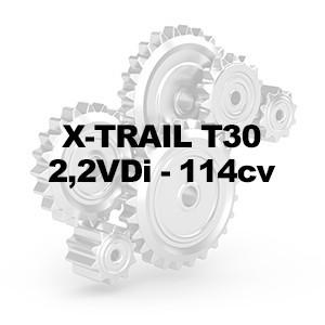X-TRAIL T30 2.2VDi 114CV