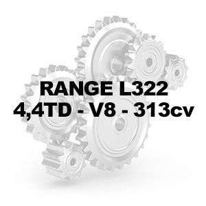 RANGE L322 4.4TD V8 313cv