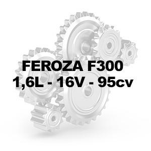 FEROZA F300 1.6L 16V 95cv