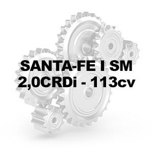 SANTA-FE SM 2.0CRDi 113cv