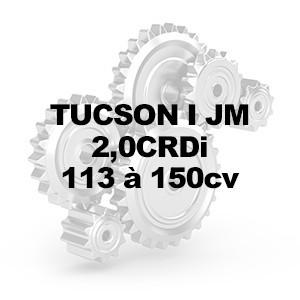 TUCSON JM 2.0CRDi 113 à 150cv