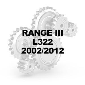 RANGE III - L322 - 2002 - 2012