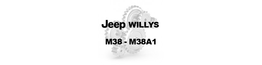 JEEP WILLYS M38 - M38A1