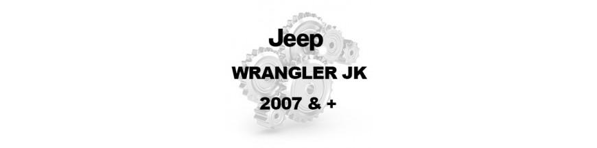 JEEP WRANGLER JK 2007 - 2018