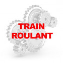 TRAIN ROULANT LAND CRUISER
