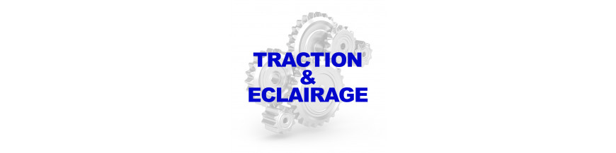 TRACTIONS & ECLAIRAGES 4x4