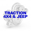 TRACTIONS 4x4 & JEEP