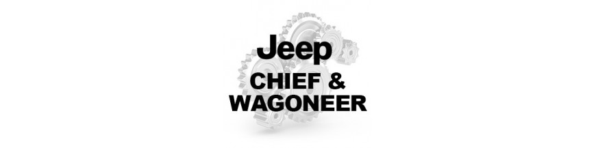 JEEP CHIEF & WAGONEER SJ