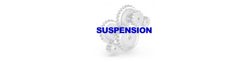 SUSPENSION JEEP CJ 46-71