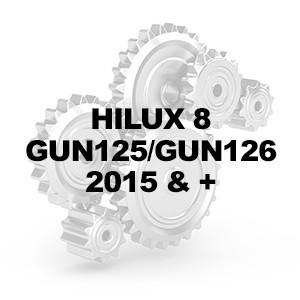 HILUX 2015 & + GUN125/GUN126