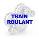 TRAIN ROULANT JEEP CJ 72-75
